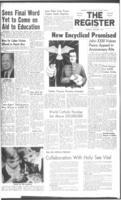 National Catholic Register November 9, 1961