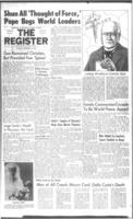 National Catholic Register December 28, 1961