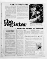 The Register May 7, 1970