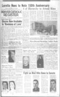Denver Catholic Register February 1, 1962
