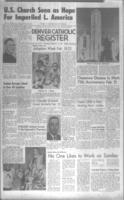 Denver Catholic Register February 15, 1962