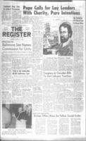 National Catholic Register January 11, 1962