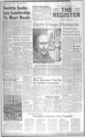 National Catholic Register January 25, 1962