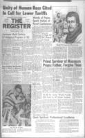 National Catholic Register February 1, 1962