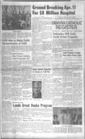 Denver Catholic Register April 5, 1962