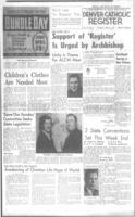 Denver Catholic Register April 26, 1962