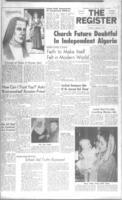 National Catholic Register March 22, 1962