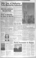 Denver Catholic Register August 9, 1962