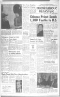 Denver Catholic Register August 16, 1962