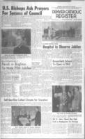 Denver Catholic Register August 23, 1962