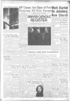 Denver Catholic Register August 5, 1948