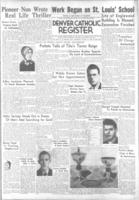 Denver Catholic Register August 19, 1948