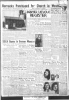 Denver Catholic Register August 26, 1948