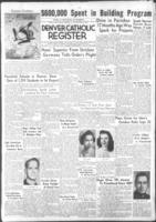 Denver Catholic Register September 9, 1948