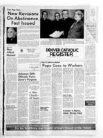 Denver Catholic Register February 17, 1966