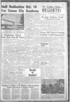 Southern Colorado Register October 12, 1962