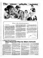 Denver Catholic Register January 18, 1978