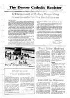 Denver Catholic Register August 2, 1978