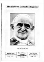 Denver Catholic Register August 9, 1978