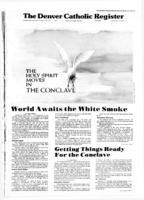 Denver Catholic Register August 23, 1978