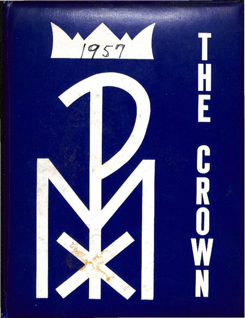 The Crown is the yearbook of St. Anthony of Padua High School in Sterling, CO