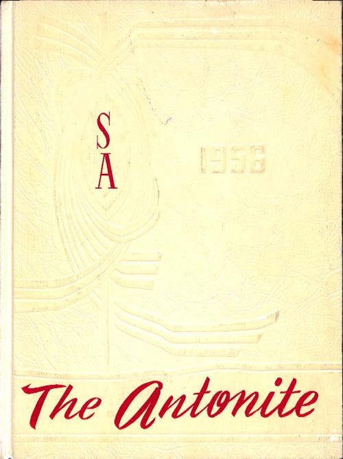 The Antonite was the yearbook for St. Anthony of Padua High School in Sterling, CO