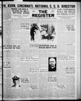 The Register October 9, 1938
