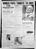 National Catholic Register June 9, 1963