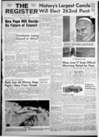 National Catholic Register June 16, 1963