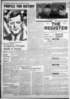 National Catholic Register December 1, 1963