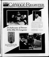 Denver Catholic Register February 14, 1996