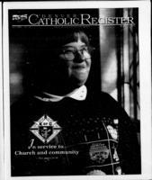 Denver Catholic Register March 13, 1996