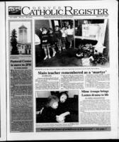 Denver Catholic Register March 20, 1996