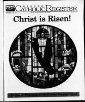 Denver Catholic Register April 3, 1996