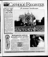 Denver Catholic Register June 26, 1996