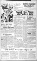 Denver Catholic Register November 21, 1963: National News Section