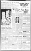 Denver Catholic Register December 5, 1963: National News Section