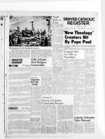 Denver Catholic Register April 8, 1965: National News Section