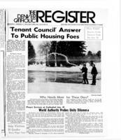 Denver Catholic Register January 11, 1973