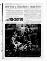 Denver Catholic Register December 20, 1973