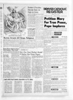 Denver Catholic Register May 6, 1965: National News Section