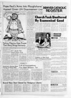 Denver Catholic Register May 20, 1965: National News Section