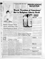 Denver Catholic Register May 27, 1965: National News Section