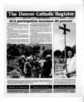 Denver Catholic Register August 21, 1991
