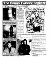 Denver Catholic Register November 27, 1991