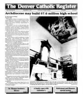 Denver Catholic Register December 4, 1991