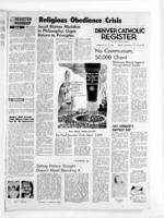 Denver Catholic Register July 8, 1965: National News Section
