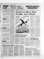 Denver Catholic Register July 15, 1965: National News Section
