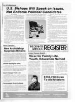 Denver Catholic Register February 25, 1976