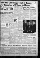 Southern Colorado Register September 27, 1963